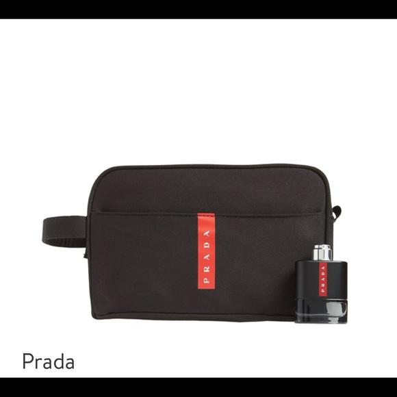 3dcf1d5f26ce Shirts | Men Prada Luna Rossa Carbon Cologne Parfum | Poshmark